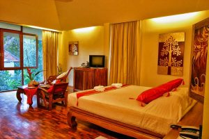Comfortable vacataion rooms