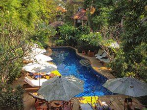 Chiang Mai Resort Swimming Pool