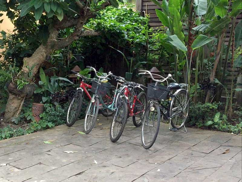 Chiang Mai Resort And Spa - Ban Sabai Village Free Bicycles