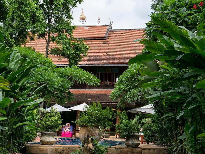 chiang mai health retreat - Ban Sabai Village Resort and Spa
