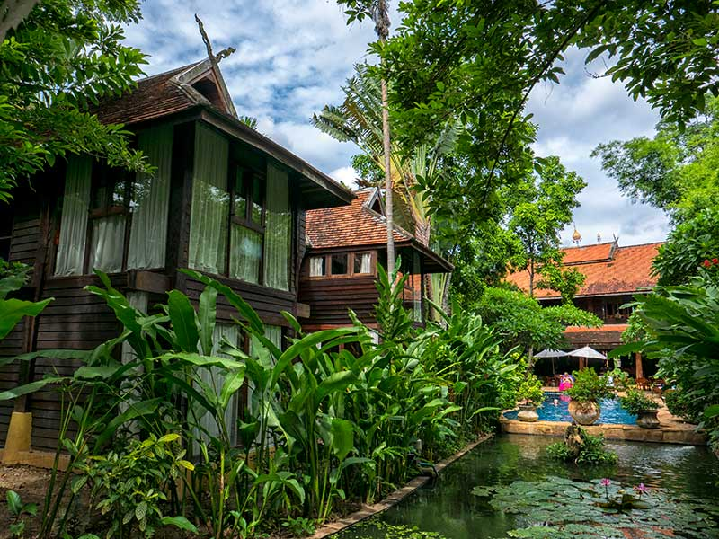 Resort And Spa Chiang Mai - Ban Sabai Village Boutique Resort