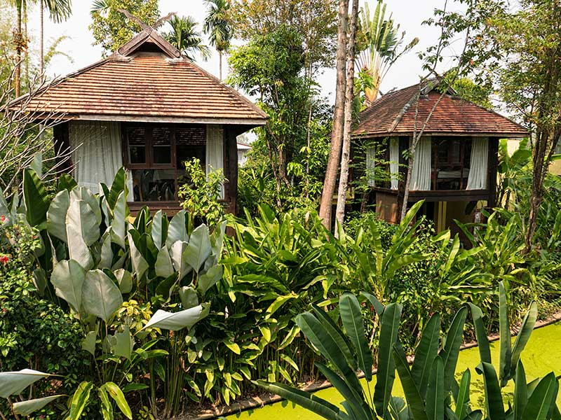 Ban Sabai Village Resort and Spa - chiang mai spa resorts