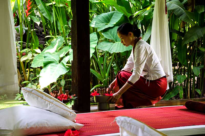 Spa and Wellness Chiang Mai