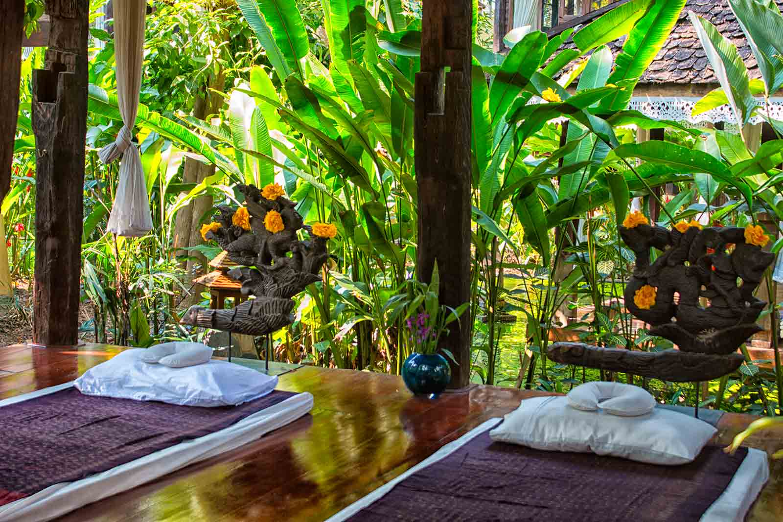 A La Carte Packages - Ban Sabai Village Resort in Chiang Mai