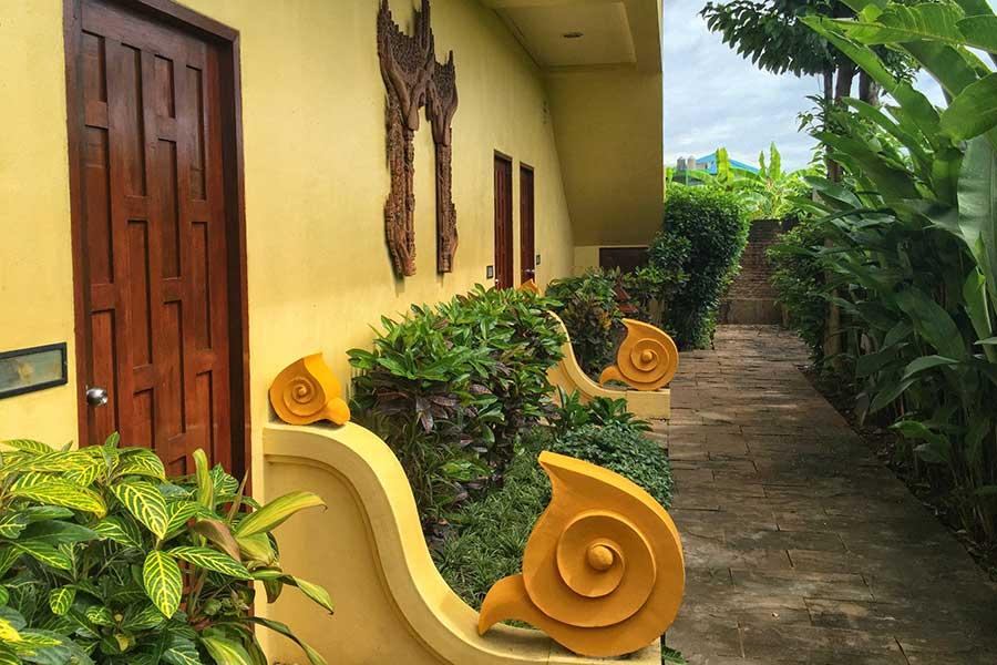 Jacuzzi Junior Suite Accommodation 02 Ban Sabai Village Resort And Spa Chiang Mai