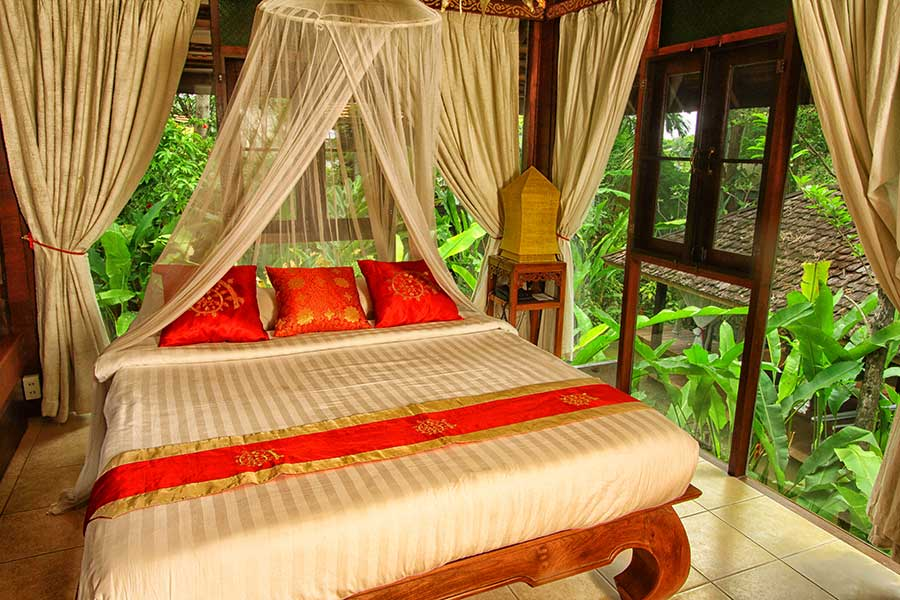Lanna Room Accommodation 04 Ban Sabai Village Resort And Spa Chiang Mai