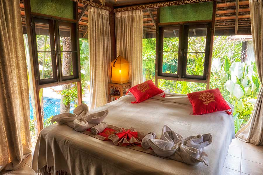 Lanna Spa Villa Accommodation10 Ban Sabai Village Resort And Spa Chiang Mai