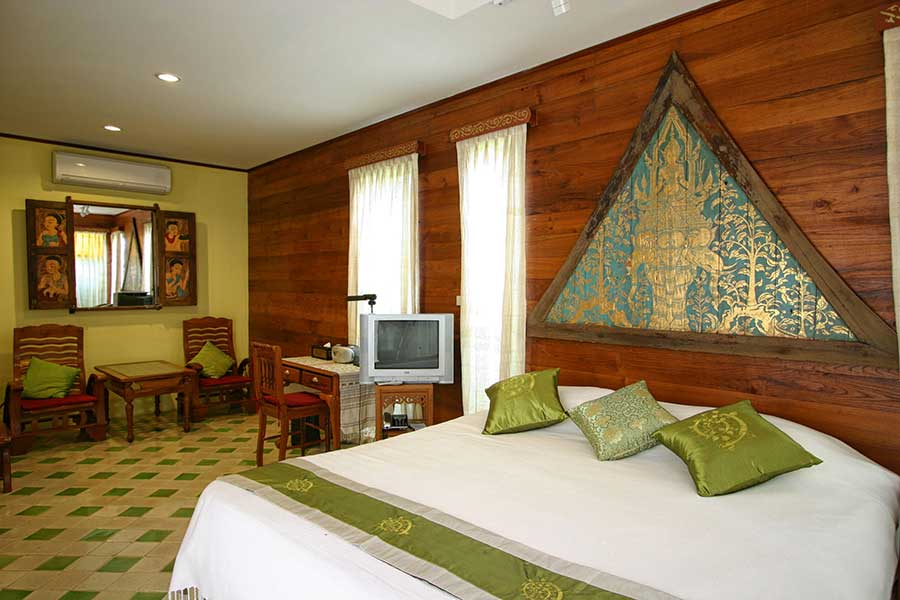 Ban Sabai Village Resort And Spa Chiang Mai Accommodation Lanna Room