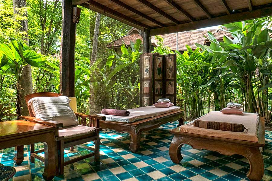 Lanna Spa Villa Accommodation 03 Ban Sabai Village Resort And Spa Chiang Mai
