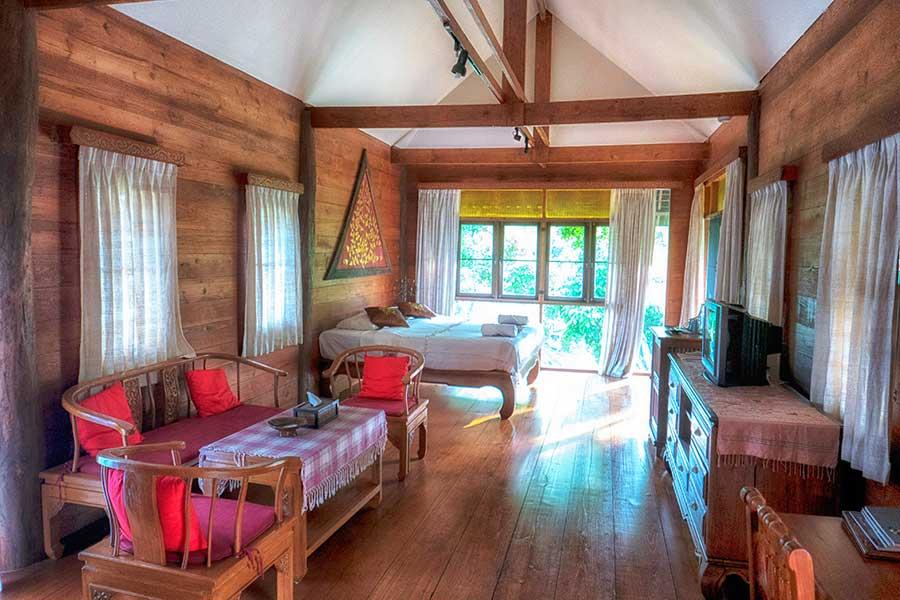 Lanna Spa Villa Accommodation12 Ban Sabai Village Resort And Spa Chiang Mai