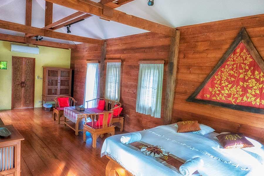Lanna Spa Villa Accommodation06 Ban Sabai Village Resort And Spa Chiang Mai