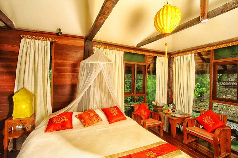 Lanna Spa Villa Accommodation05 Ban Sabai Village Resort And Spa Chiang Mai