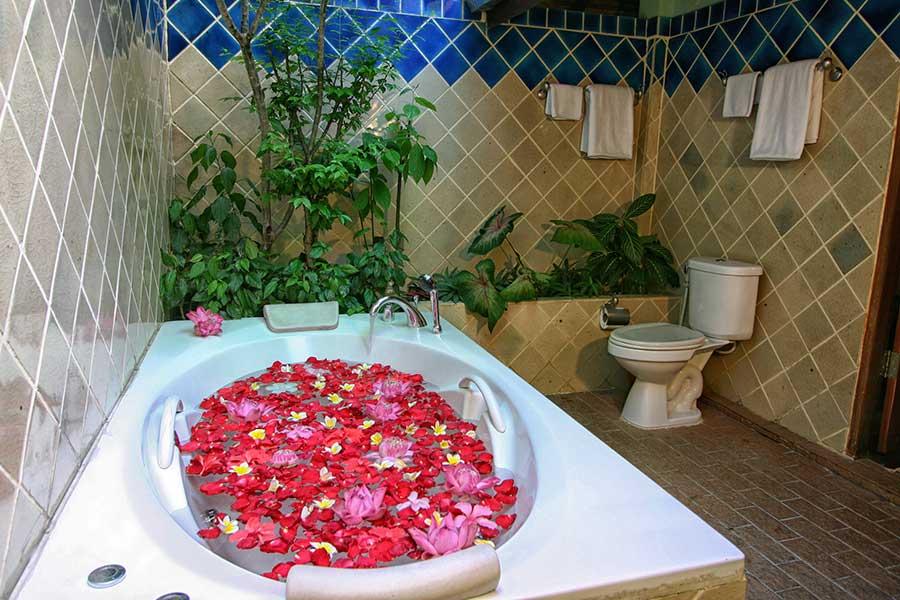 Lanna Spa Villa Accommodation 02 Ban Sabai Village Resort And Spa Chiang Mai