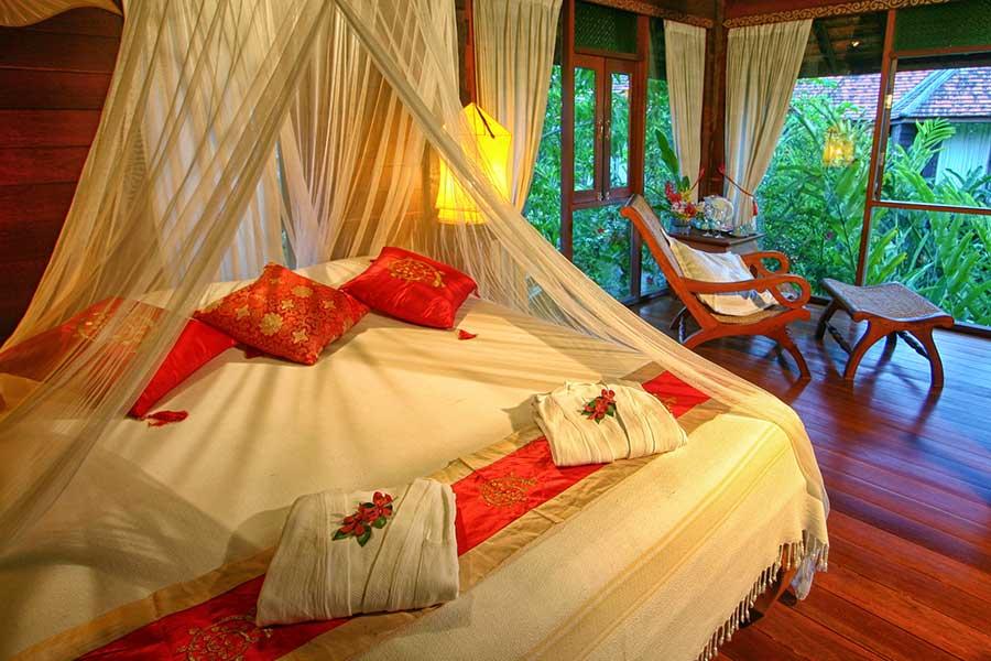 Lanna Spa Villa Accommodation07 Ban Sabai Village Resort And Spa Chiang Mai