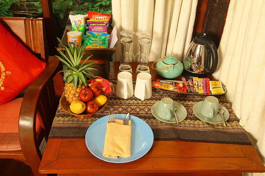 Lanna Spa Villa Accommodation 01 Ban Sabai Village Resort And Spa Chiang Mai