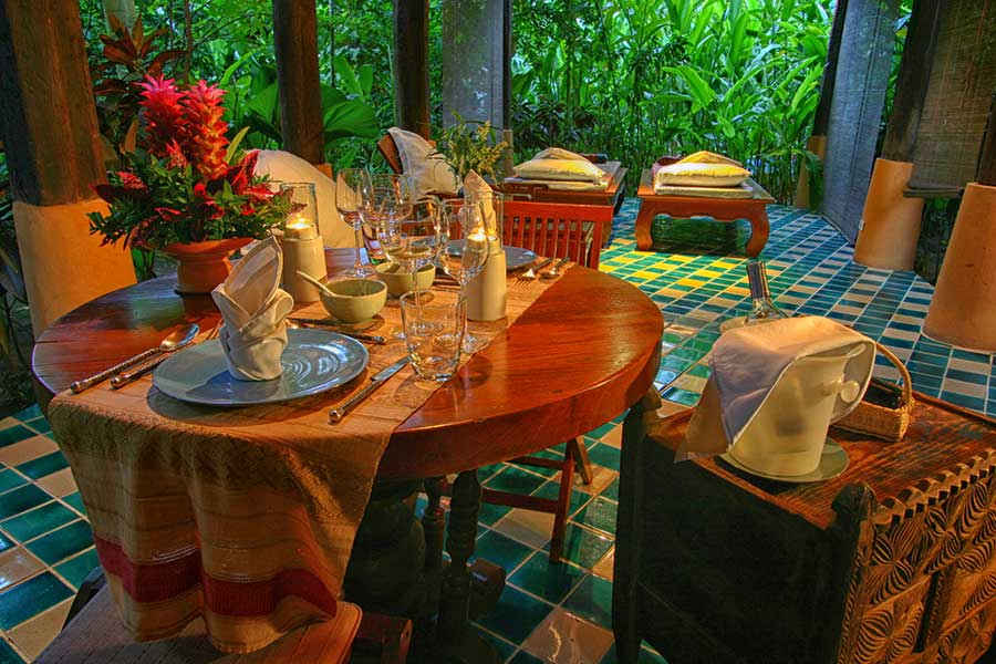 Lanna Spa Villa accommodation Chiang Mai