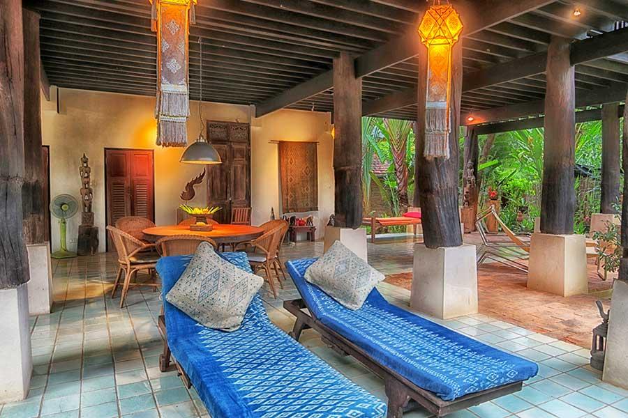 Lapis Villa Accommodation 03 Ban Sabai Village Resort And Spa Chiang Mai