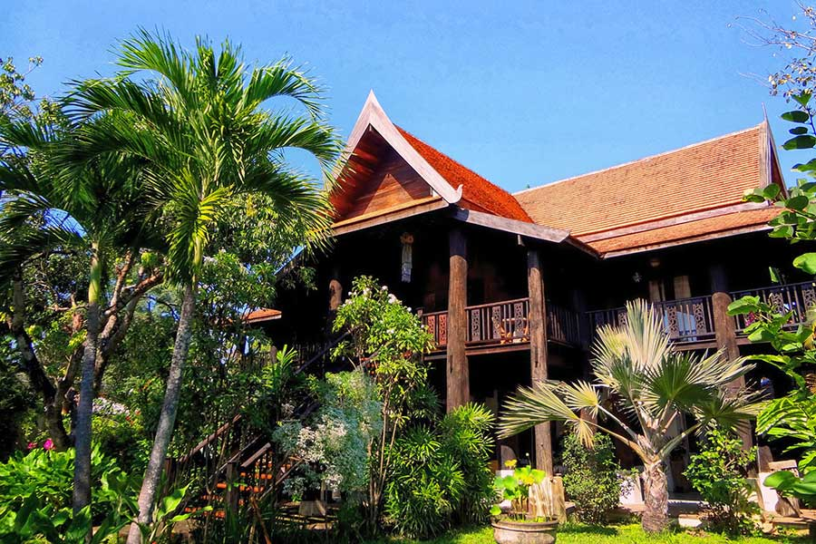Lapis Villa Accommodation 02 Ban Sabai Village Resort And Spa Chiang Mai