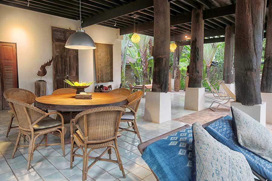 Lapis Villa Accommodation 01 Ban Sabai Village Resort And Spa Chiang Mai
