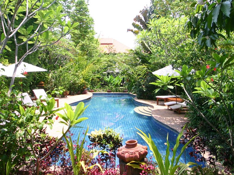 Ban Sabai Village Resort And Spa Chiang Mai Pool