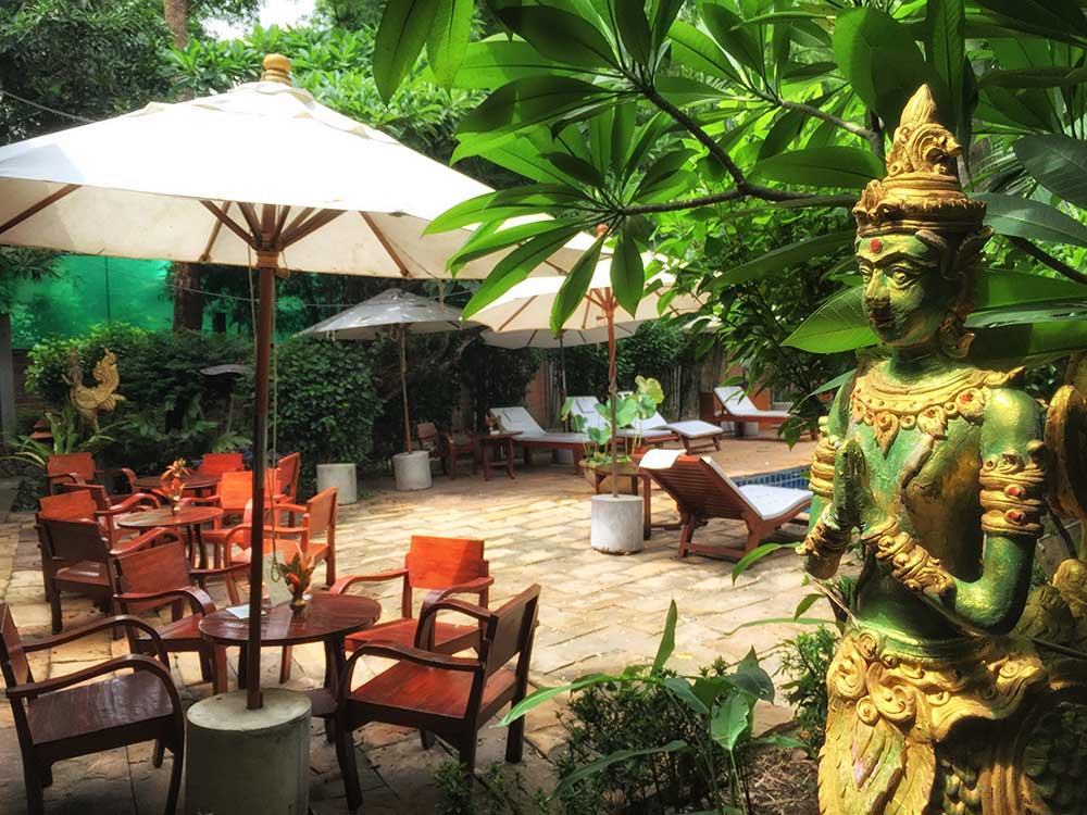 Chiang Mai Detox, Weight Loss & Spa Retreat
