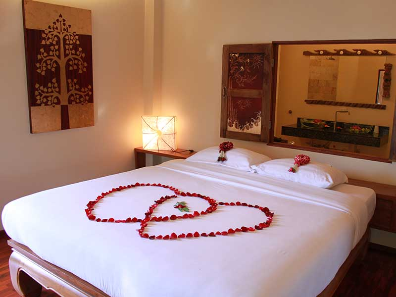 Honeymoon Packages in Chiang Mai by Ban Sabai Village Resort