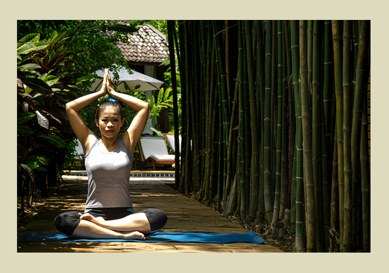 Yoga Retreats 4 Day Packages - Ban Sabai Village Chiang Mai