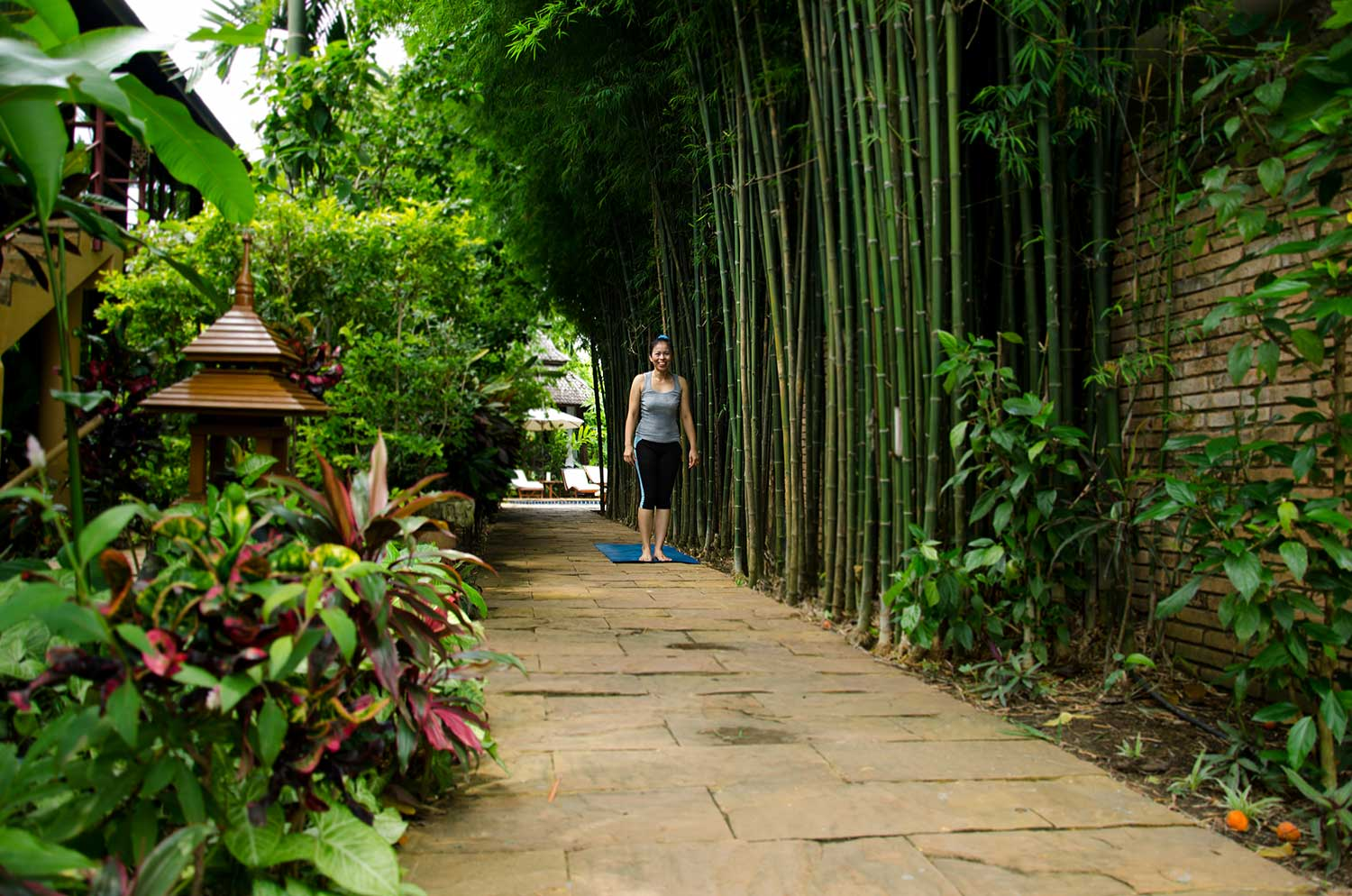 Yoga Retreats Chiang Mai - Ban Sabai Village Resort