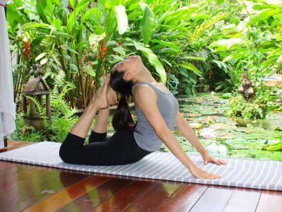 Yoga retreats in Chiang Mai, Ban Sabai Village