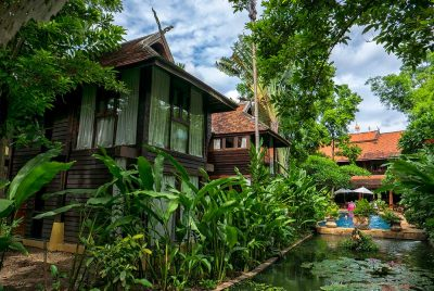 Boutique resort Chiang mai - Ban Sabai Village
