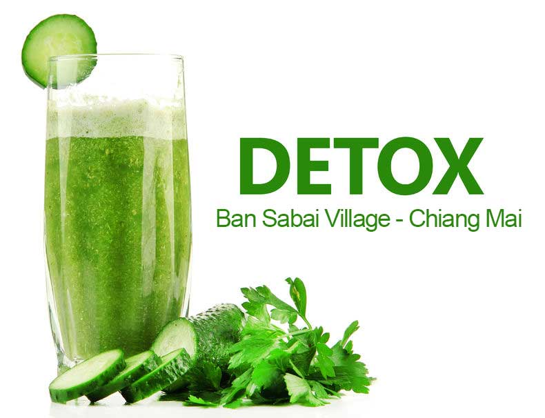 Best Detox Resort in Chiang Mai