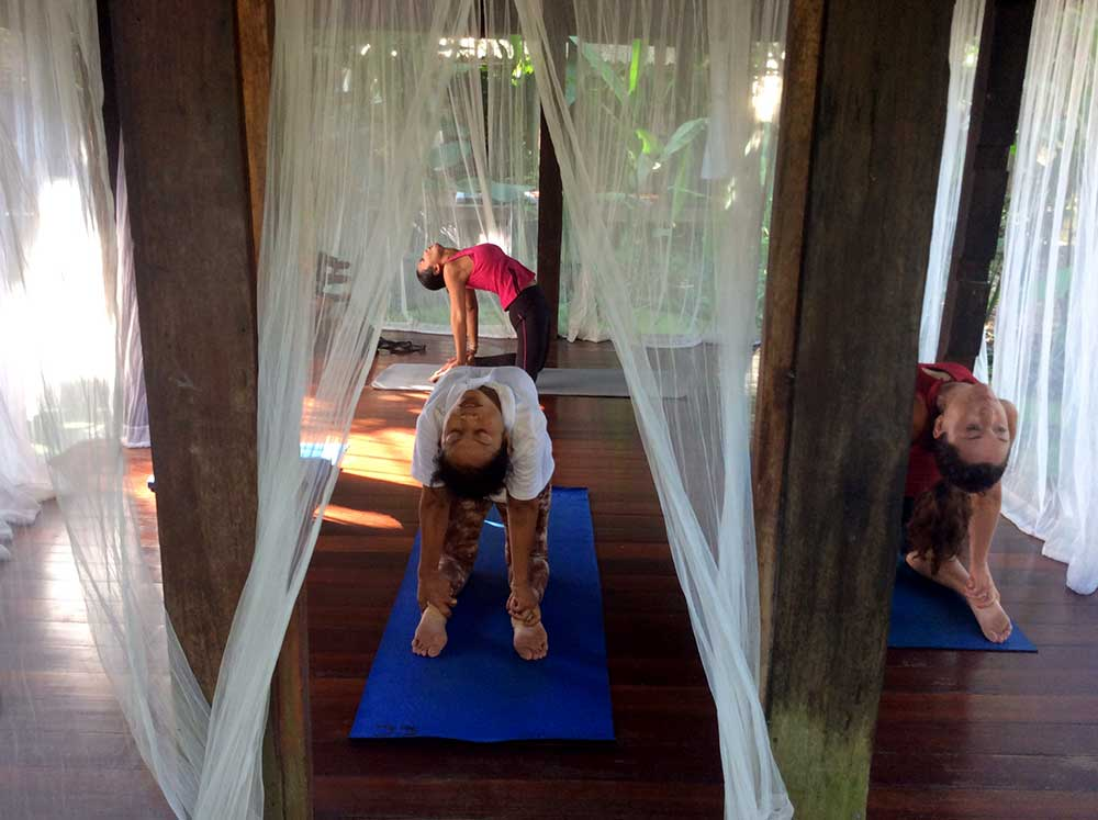 Yoga retreat in Chiang Mai