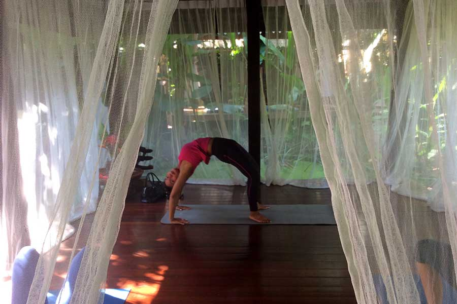 Chiang Mai Yoga retreat - Ban Sabai Village