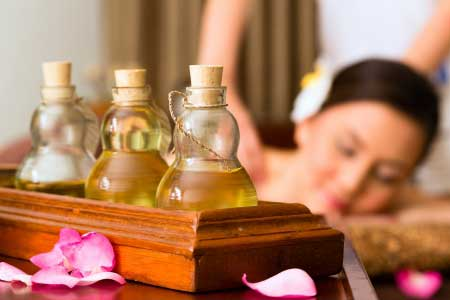 Aroma Oil Therapy