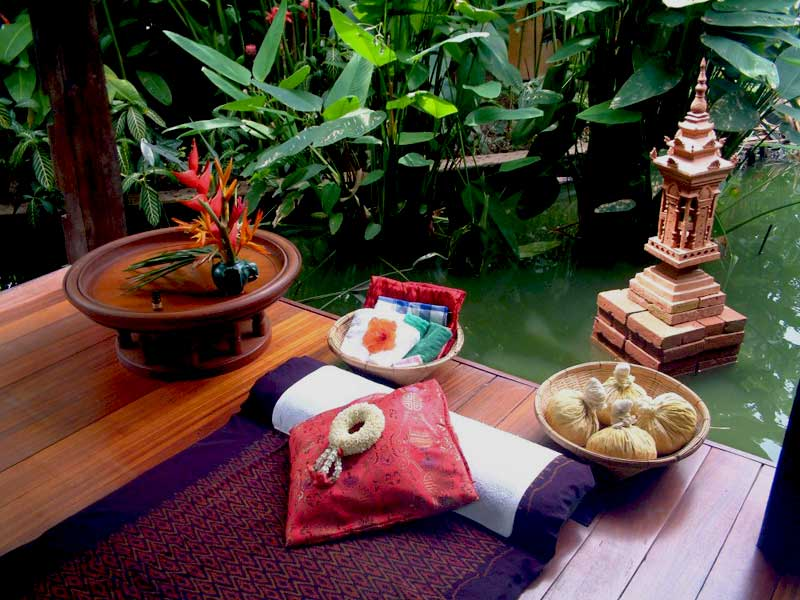 Learn Thai massage - Learn spa treatments