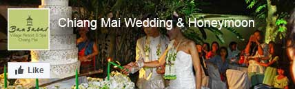 Chiang Mai wedding and honeymoon