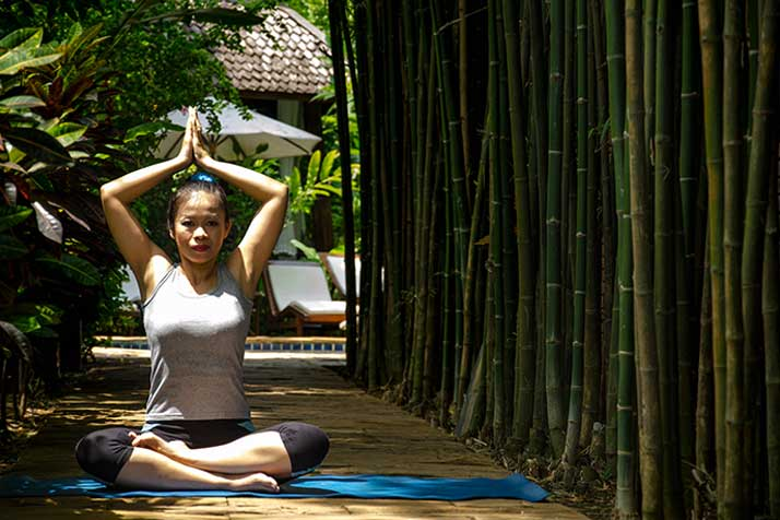 Yoga retreats Chiang Mai