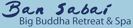 Ban Sabai Big Buddha Spa Resort Retina Logo