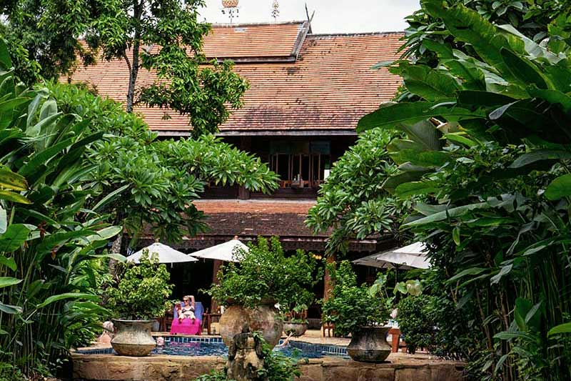 Chiang Mai care home