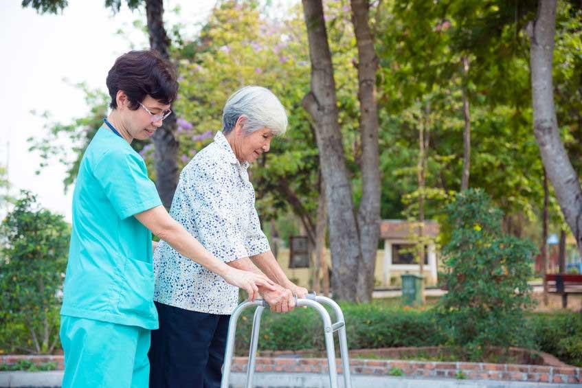 Chiang Mai nursing home