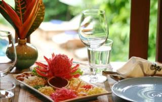 Ban Sabai food and drink