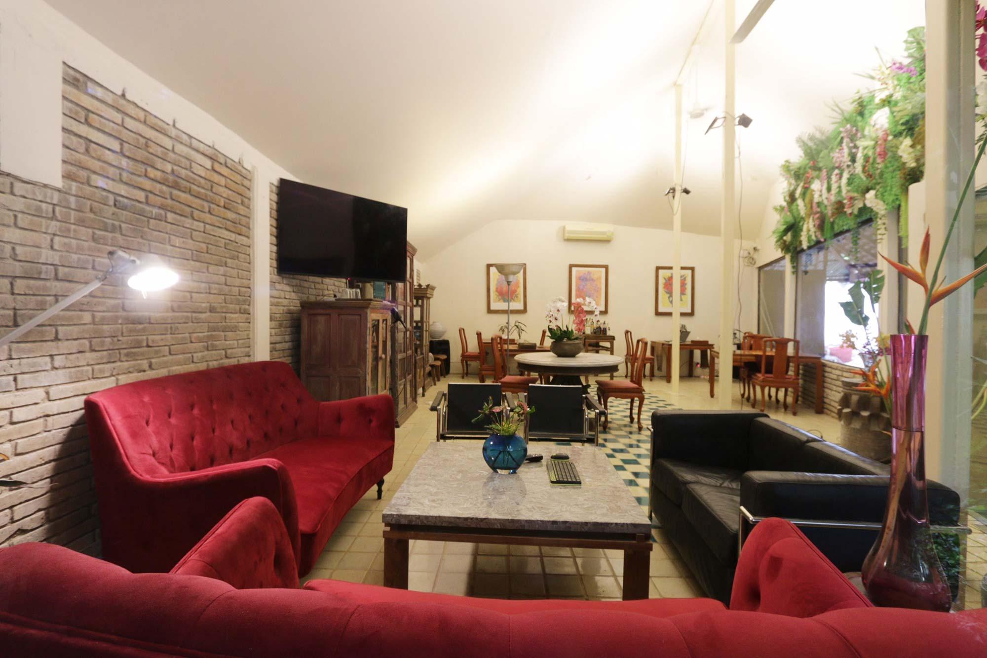Chiang Mai senior resideence - lounge
