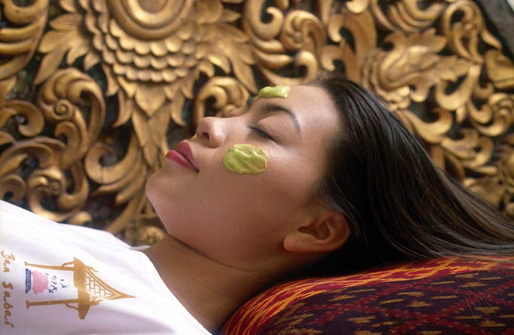 Thai spa treatments