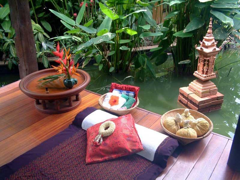 Chiang Mai health retreat